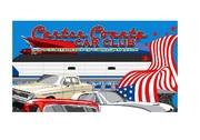 Carter County Car Club Car Show -Elizabethton,  TN