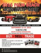 2015 Palm Beach Auto Swap Meet -West Palm Beach, FL