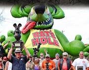 The Famous Rat's Hole Bike Show & Tattoo Contest -Daytona Beach, FL