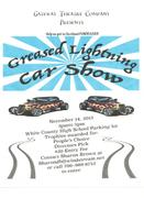 Greased Lightning Car Show -Cleveland, GA