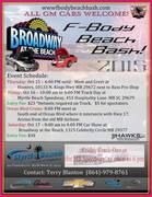 F-Body Beach Bash 2015 -Myrtle Beach, SC