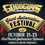 Goodguys 23rd Pennzoil Southeastern Nationals -Concord, NC