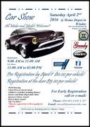 Ransom & Associates Nationwide Insurance Car Show -Winder, GA