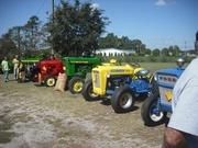 Watermelon Festival Car & Tractor Show -Cordele, GA