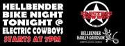 Hellbender Bike Night at Electric Cowboy - Kennesaw, GA