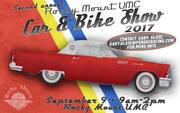 2nd Annual Rocky Mount UMC Car & Bike Show Mooresville NC