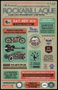 5th Annual Rockabillaque Classic Car & Vintage Bike Show