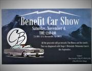 Beneft Car Show for Tim Honea