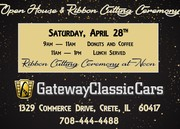 Gateway Classic Cars GRAND OPENING