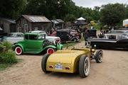 Hot Rods at Hays Car Show