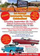 Valley-Wide Cruise-In & Car Show, Elkton, VA