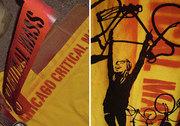 Critical Mass Tshirt Printing Party