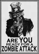 Zombie Preparedness Class!