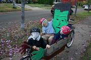 Hyde Park Halloween Kidical Mass 2012