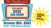 St. Matthews 9th Annual Car Show, Snellville, GA
