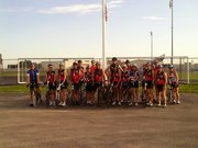 Tri Right 101 Ride to Support Breast Cancer Research