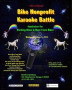 Bike Nonprofit Karaoke Battle