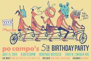 Po Campo's 5th Birthday Party!