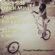 9/19 Southside Critical Mass:  Inaugural Ride