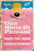 "Rapha Presents ""Una Notte di Pantani"", hosted by Ancien"