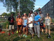 Large Scale Food Production Bronzeville Bikes Sunday Ride