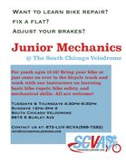 SCVA Junior Mechanics