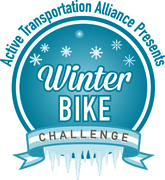 Winter Bike Challenge Presented by Active Trans