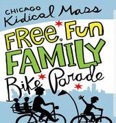 Roscoe Village Kidical Mass: 4th Anniversary Parade