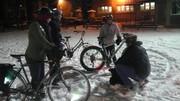 Snow ride!