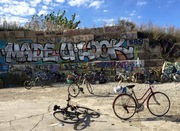 Graffiti and Gears Cycling Tour