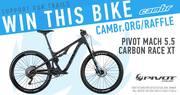 CAMBr Pivot Mach 5.5 Carbon Race XT Raffle