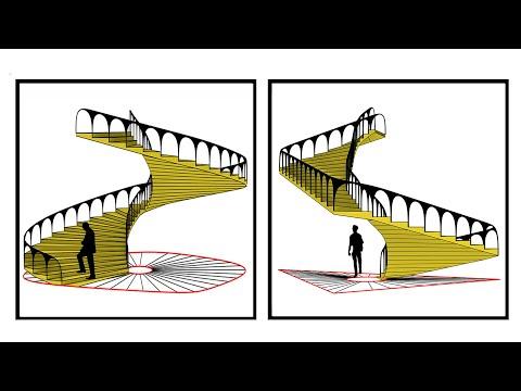 Parametric Curve Stair