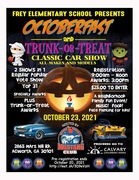 Octoberfast and Trunk or Treat Car Show