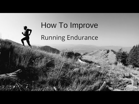 How To Improve Your RUN ENDURANCE (...it's not what you think)
