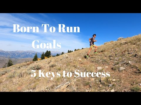 Your Running Goals: 5 Easy Steps for Success (+ One Bear)