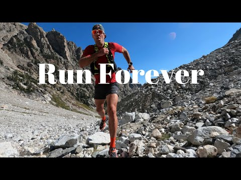 RUN FOREVER  part 1: what's most important for ALL RUNNERS