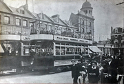 Opening of Tram Service from Finsbury Park to Wood Green, 1904