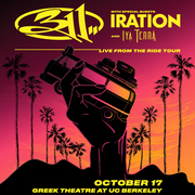 311 - Live From The Ride Tour