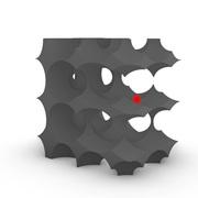 3D Wall Pattern