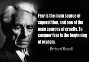 So that is why so many people are such retarded fear goofs