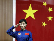 First Female Atheist Chinese Astronaut!