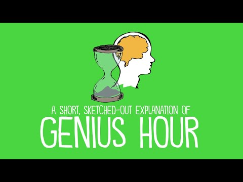 What is Genius Hour? An Overview of Genius Hour and 20% Time in the Classroom