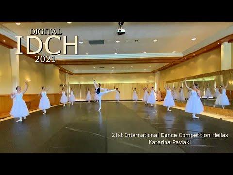 International Ballet Competition Hellas 2021