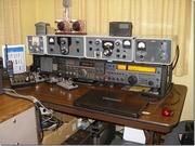 IC-775DSP IC-765 COLLINS STATION