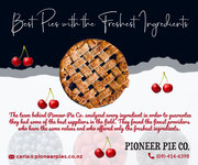 Dairy-free, gluten-free, or Vegan Pies Auckland. We have got it all covered for you
