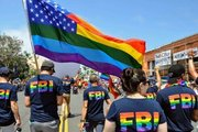 the fbi stands for 'faggots', 'bisexuals' and 'idiots'