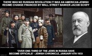 The 'Russian Revolution' that led to 73 years of deadly Jewish Communism