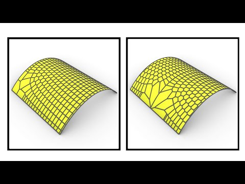 Deformed Voronoi