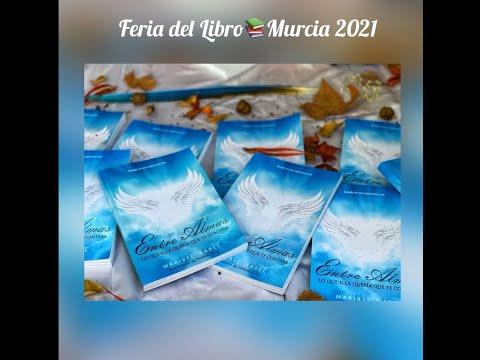 Vídeo resumen experiencia en La Feria del Libro de Murcia 2021.