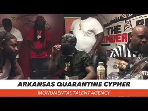 Arkansas Quarantine Cypher 2020
